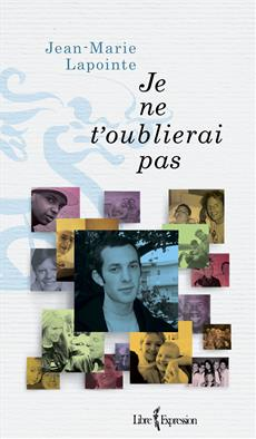 Le livre de Jean-Marie paru aux Éditions Libre expressions au début de l'année.